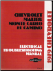 1979 Chevrolet Malibu, Monte Carlo and El Camino Factory Electrical Troubleshooting Manual (SKU: ST36379)