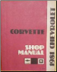 1981 Chevrolet Corvette Shop Manual - Reproduction (SKU: ST36481)