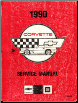 1990 Chevrolet Corvette Factory Service Manual (SKU: ST36490)