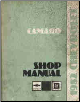 1982 Chevrolet Camaro Shop Manual (SKU: ST36882)