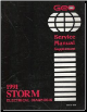1991 Geo Storm Electrical Diagnosis Service Manual Supplement (SKU: ST37191EDM)
