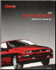1993 Geo Storm Factory Service Manual (SKU: ST37193)