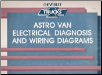 1990 Chevrolet Astro Van Electrical Diagnosis & Wiring Diagrams (SKU: ST37290EDD)