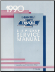1990 Chevrolet / GMC  C/K Pickup Service Manual (SKU: ST37590)