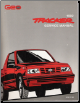 1992 Geo Tracker Factory Service Manual (SKU: ST37792)
