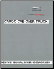 Sterling Cargo Cab-Over Factory Service Manual & Wiring Diagrams  (SKU: STI448CB)