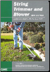 1997 and Earlier String Trimmer and Blower Clymer Service Manual (SKU: STR13-0872886778)