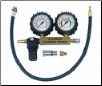 Cylinder Leakage Tester with Two Gauges (SKU: STRCLT2PB)