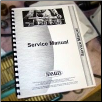 Long 260, 310, 1580 Tractor Service Manual (SKU: LO-S-260)