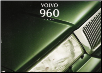 1995 Volvo 960 Series Owner's Manual (SKU: TP36192)