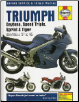 1997 - 2005 Triumph Daytona, Speed Triple, Sprint, Tiger Haynes Repair Manual (SKU: 9780857339393)