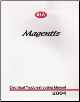 2004 Kia Optima / Magentis Factory Electrical Troubleshooting Manual (SKU: UT040PS011)