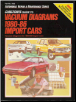 1980 - 1986 Chilton's Guide to Vacuum Diagrams, Import Cars (SKU: 080197822X)