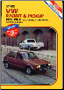 1975 - 1984 Volkswagen Rabbit & Pickup Shop Manual (SKU: 0892873655)