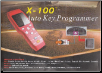 X100+ Auto Key Programmer for Domestic, Euro & Asian Vehicles (SKU: X100)