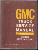 1968 GMC Truck Wiring Diagrams Series 4000 thru 6500 Medium Duty Models (SKU: X6833)