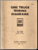 1969 GMC Truck All Models Built After August 12, 1968 - Wiring Diagrams (SKU: X6905)