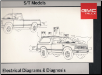 1989 GMC Light Duty Truck S/T Model Electrical Diagrams & Diagnosis (SKU: X8944)