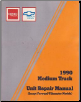 1990 GMC Medium Truck Unit Repair Manual (SKU: X9038)