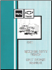 1991 Chevrolet/GMC Medium Duty Truck Factory Unit Repair Manual (SKU: X9138)