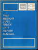 1992 Chevrolet & GMC Medium Duty Truck Factory Unit Repair Manual (SKU: X9238)