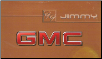 1999 GMC Jimmy Factory Owner's Manual (SKU: X9911)