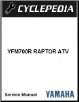 2006 – 2013 Yamaha YFM700R Raptor Service Repair Manual (SKU: CPP-230-P)