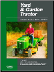 1990 and Earlier Yard & Garden Tractor Clymer Service Manual Vol. 2: Multi-Cylinder Models (SKU: YGT21-0872884694)