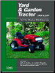 1990 - 2001 Yard & Garden Tractor Clymer Service Manual Vol. 3: Single- and Multi-Cylinder Models (SKU: YGT31-0872887928)
