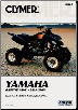 2001 - 2005 Yamaha Raptor 660R Clymer ATV Service, Repair, Maintenance Manual (SKU: M2802-0892879343)