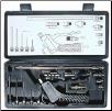 Acme Deluxe Blow Gun Kit with 13 Interchangeable Tips (SKU: ACM-A3706)
