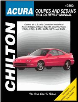1994 - 2000 Acura Coupes and Sedans, Chilton's Total Car Care Manual (SKU: 0801990947)