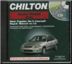 1984 - 2000 Chilton's ACURA & HONDA Repair CD-ROM (SKU: 1401880576)