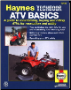 ATV Basics Haynes Techbook (SKU: 1563921472)