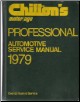 1973 - 1979 Chilton's Automotive Service Manual (SKU: 0801967422)