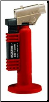 Angled Head Micro Torch - ES 1000 Red (SKU: BLZES1000RED)