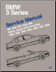 1992 - 1998 BMW 3 Series (E36) Bentley Factory Service Manual