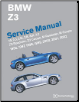 1996 - 2002 BMW Z3 Roadster Bentley Factory Service Manual