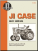 JI Case I&T Tractor Service Manual C-202 (SKU: C202-0872883744)