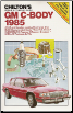 1985 General Motors C-Body Cars, Chilton's Repair & Tune-up Guide (SKU: 0801975875)
