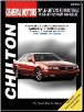 1990 - 1998 Cadillac DeVille, Fleetwood, Eldorado & Seville Chilton's Total Car Care Manual (SKU: 0801991048)