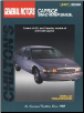1990 - 1993 Chevrolet Caprice Chilton's Total Car Care Manual (SKU: 0801984211)