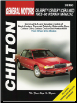 1982 - 1996 Chevy Celebrity, Buick Century, Oldsmobile Ciera & Pontiac 6000 Chilton's Total Car Care Manual (SKU: 0801991080)