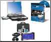 International ServiceMaxx Software on Panasonic Toughbook CF-52 & DG Tech DPA-5 Adapter (SKU: CF-52-INTL)