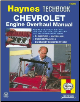 Chevrolet V8 Engine Overhaul Haynes Techbook (SKU: 1850107629)