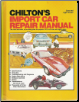 1973 - 1979 Chilton's Import Auto Repair Manual (SKU: 0801968186)