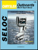 1962 - 1984 Chrysler Outboards, All Engines Seloc Repair Manual (SKU: 0893300187)