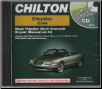 1981 - 1999 Chilton's Chrysler Cars Repair CD-ROM (SKU: 1401880665)