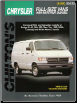 1989 - 1998 Dodge & Plymouth Vans Chilton's Total Car Care Manual (SKU: 0801989663)