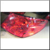 OEM Chrysler 2009 - 2010 Sebring Tail Light, Driver Side (SKU: 09-10Sebring-Left-Tail)